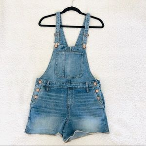 Blue Jean Overalls